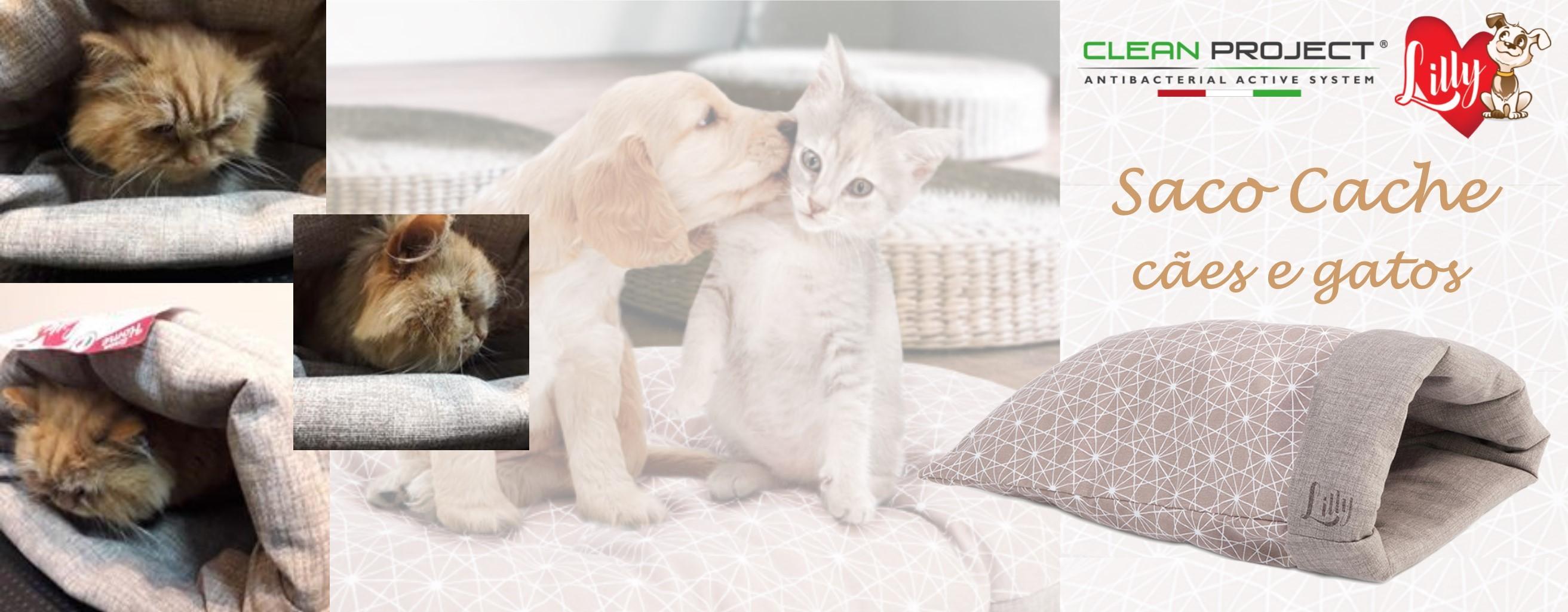 Saco para cães e gatos